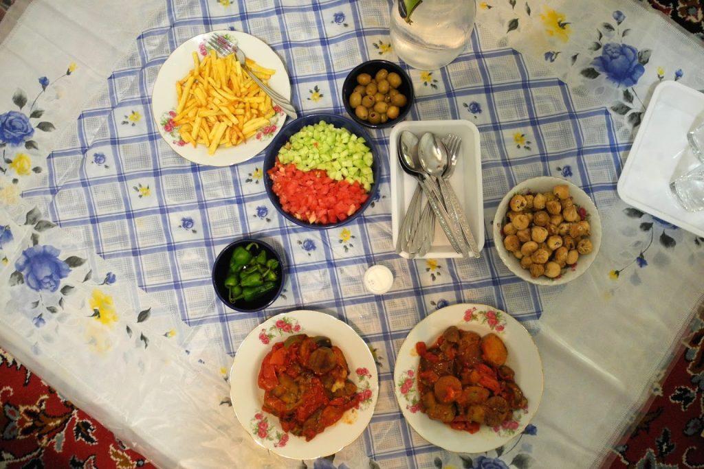 Iran – the Food