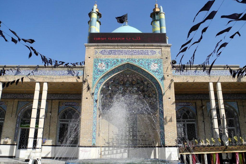 Iran – the mosque