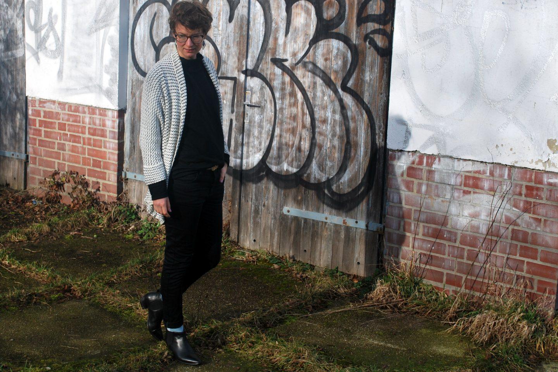 All Black (with Monkee Genes and ThokkThokk Fair Fashion)