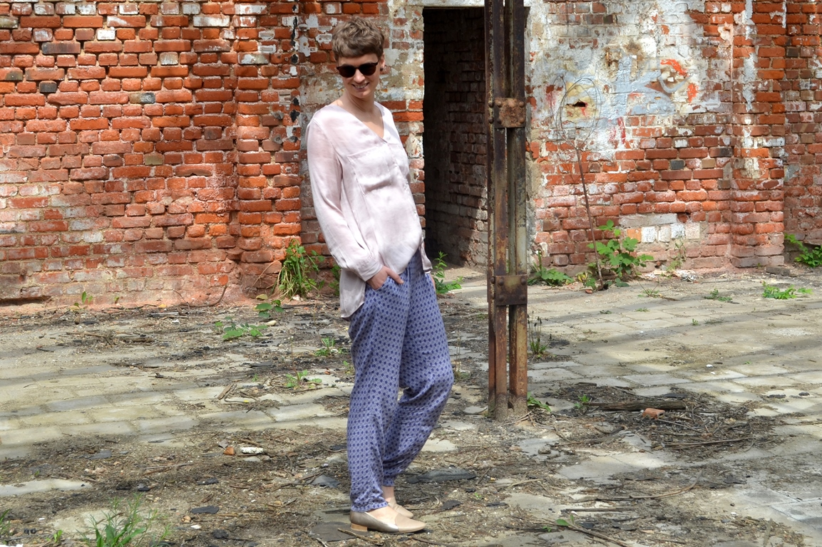 Pyjama Pants Style for Spring