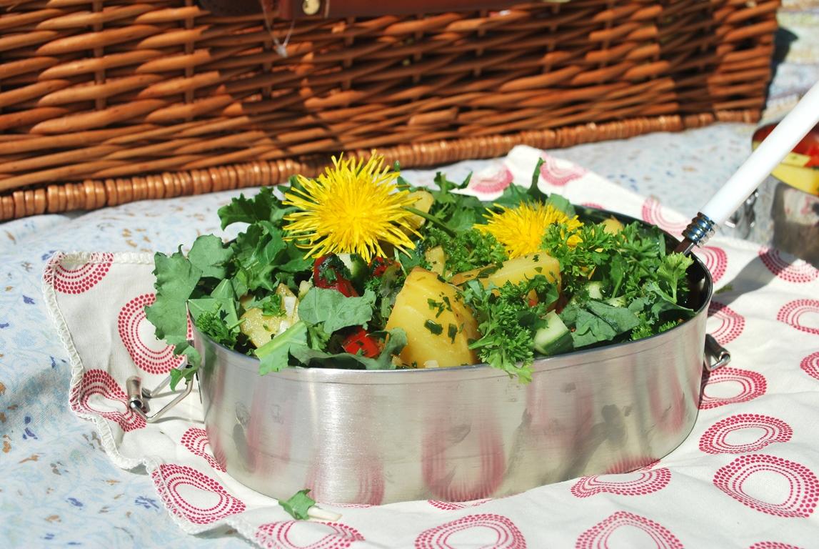 Spring Picknick (Vegan Picknick Inspiration…)
