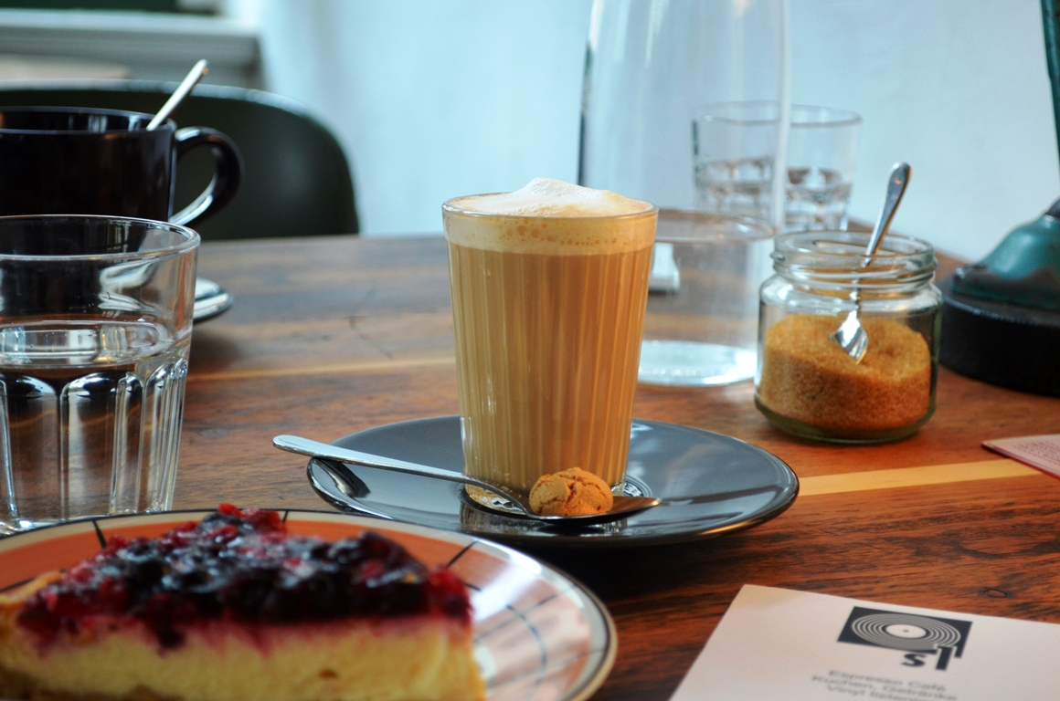 Favorite Coffee Shops in Leipzig Part 1 – Cafe S1 in Leutzsch