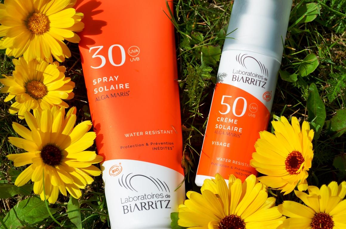 Organic and Natural Sunscreen