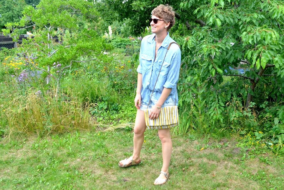 Fair Fashion Summer Look with SICA