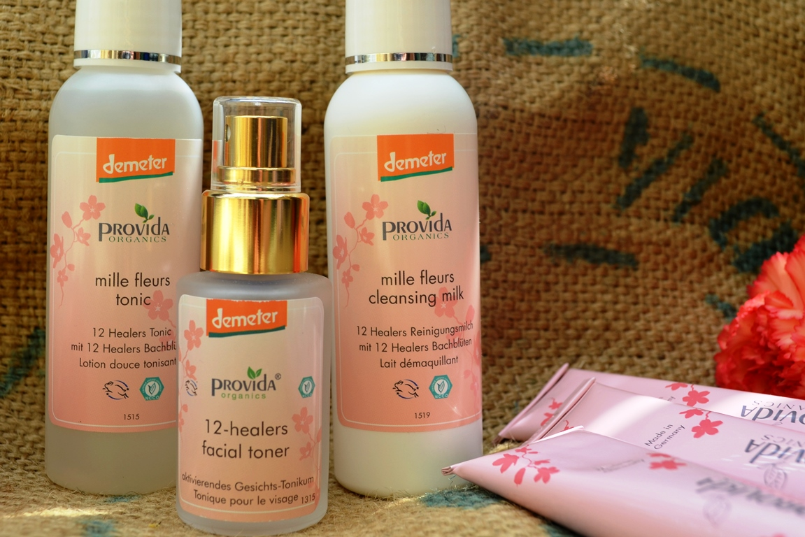 Provida Organics 12 Healers Face Care Review