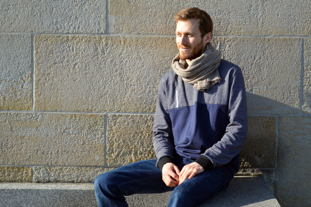 Men's Fair Fashion Outfit with ThokkThokk and Knowledge Cotton Apparel