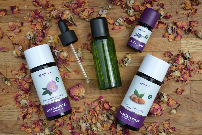 DIY Face Oil for Summer