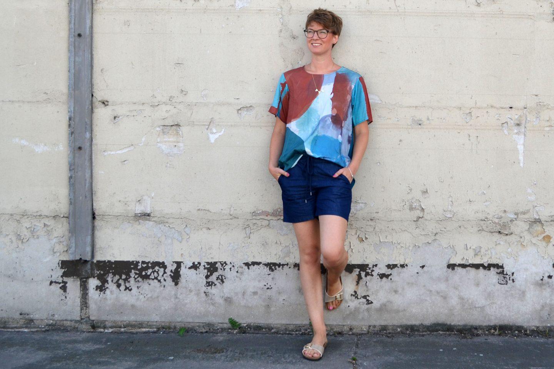 Fair Fashion Outfit with Najoba.de