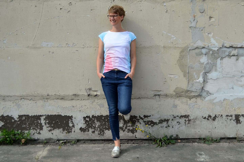 Fair Fashion Outfit with Dawn Denim and ThokkThokk