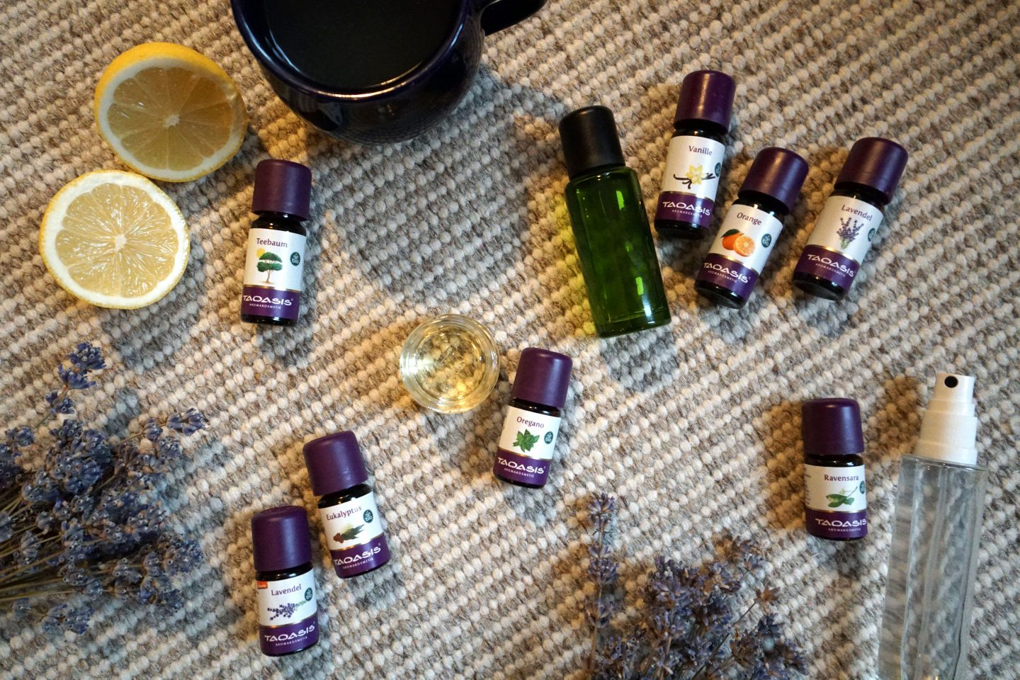Five DIYs to Prevent and Fight a Cold with Taoasis Essential Oils