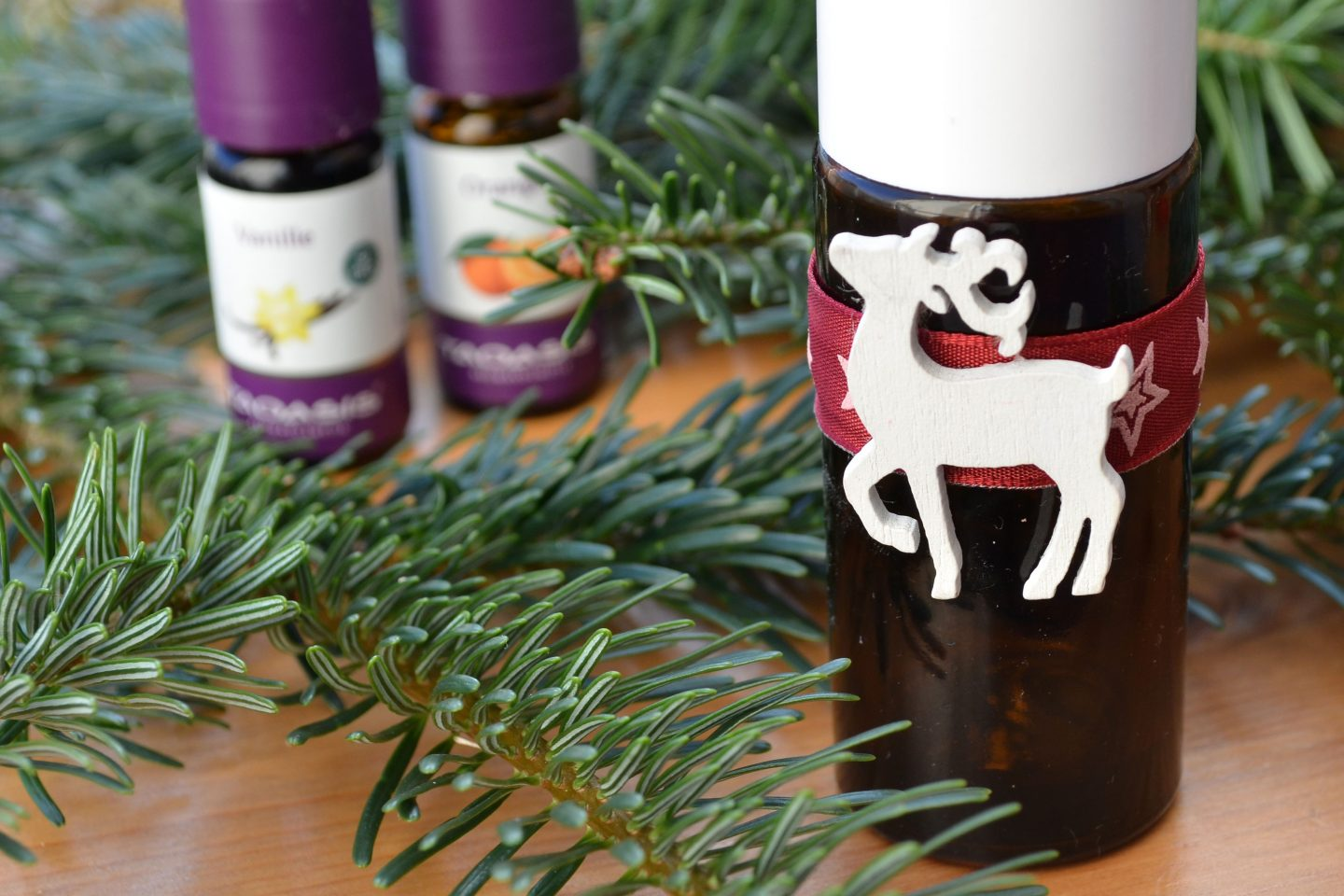 Christmas Gift Inspiration: Warming Massage Oil DIY with Taoasis