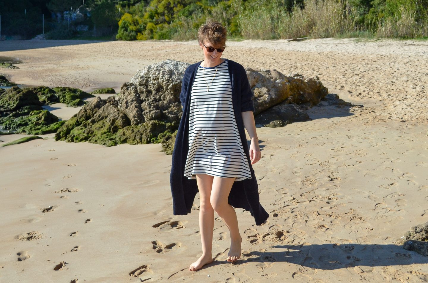 My Green Pregnancy #2: What to Wear – with L'amour est Bleu! *Cotton Dresses*