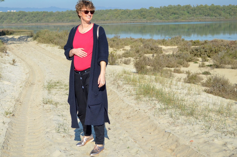 My Green Pregnancy #4: What To Wear – with ThokkThokk and KokoWorld *Sweat Pants*