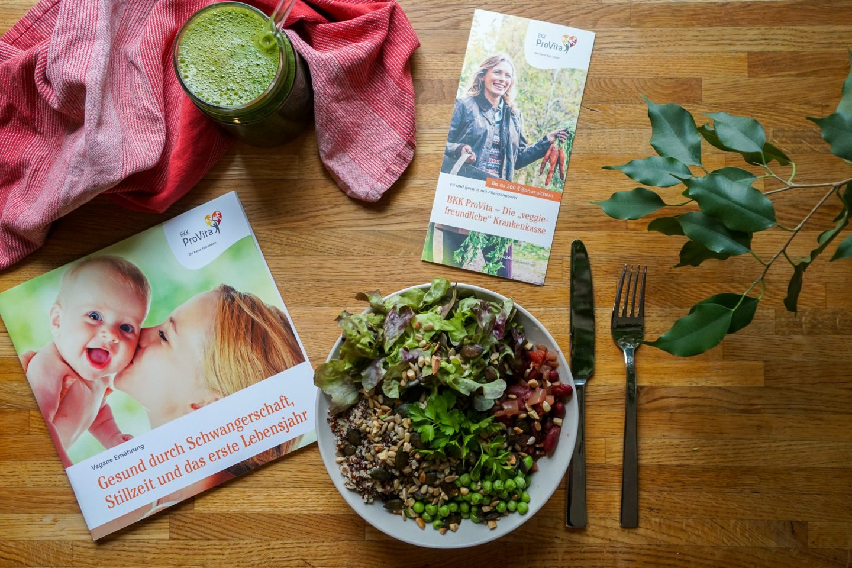 Deutschlands erste vegan-freundliche Krankenkasse: warum ich zur BKK Provita gewechselt bin!