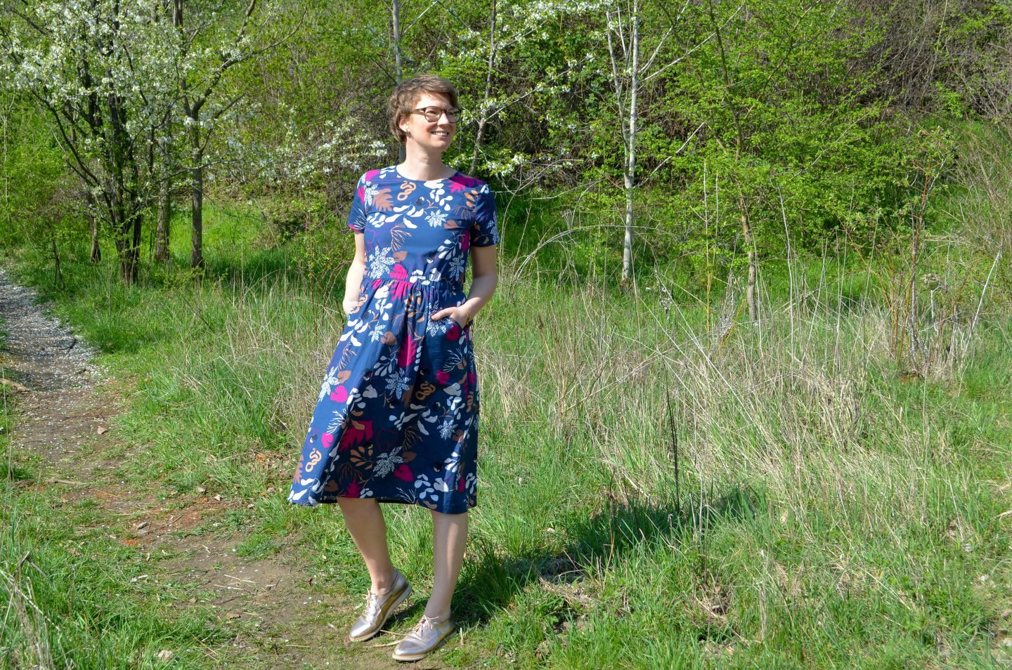 My Green Pregnancy #11: What to Wear – with LANA Organic *Dresses*