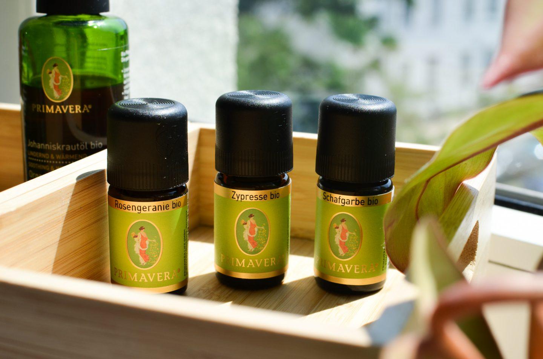 Postpartum Belly Oil | Wochenbett-Öl