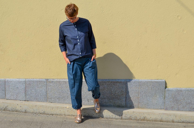 Fair Fashion Outfit Inspiration with ThokkThokk and LANA Organic