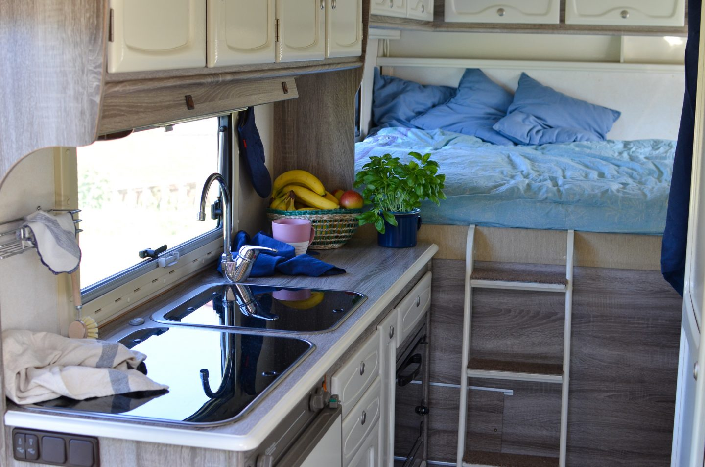 #vanlife – Interior Tips for the Camper Kitchen