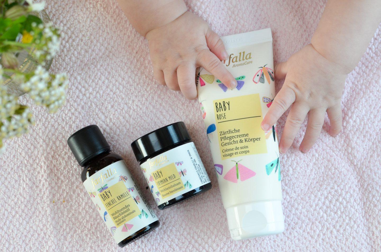 farfalla: Sanfte Babypflege – die nicht nur Deinem Baby Gutes tut