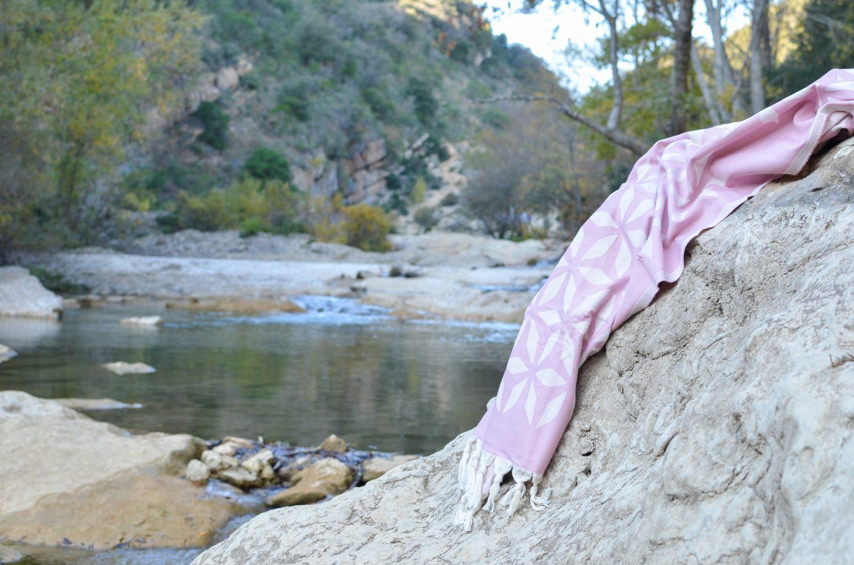 Das Hamamtuch – Mein Allrounder für den Alltag auf Reisen
