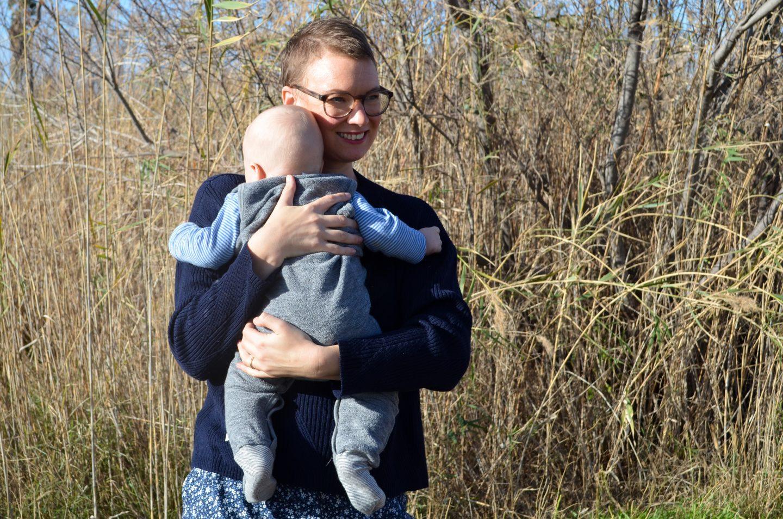 Nachhaltig und Natürlich – So halte ich mein Baby im Winter warm!