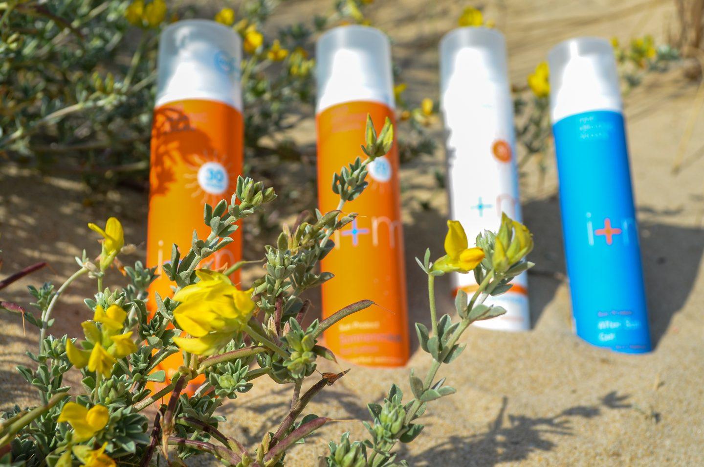 i+m Berlin: Naturkosmetik Sonnenschutz ohne Weißeln und ohne Kompromisse – ein Review