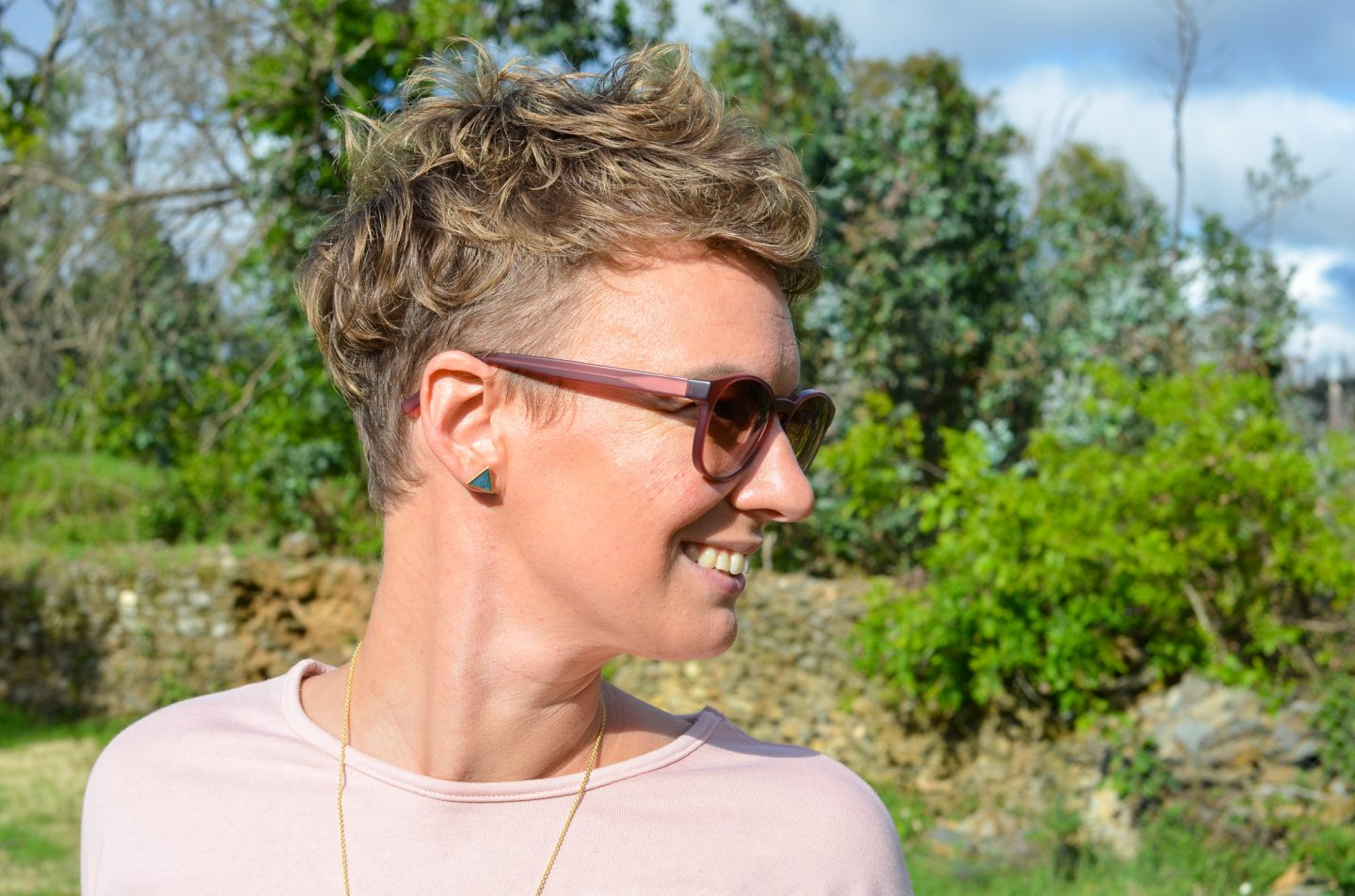 #supportyourlocal – Sankt Eilen Sonnebrille und KAALEE Schmuck – Handmade in Germany!