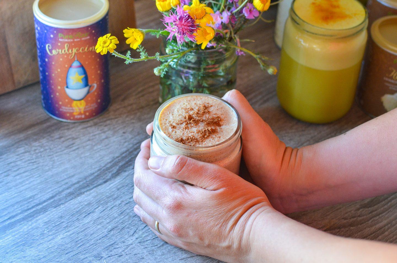 Heilpilze – eine Einführung und Rezepte für Chaga Latte und Co