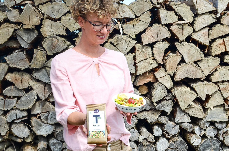 Schnelle Bio-Küche für Unterwegs und auf Reisen: mit Antersdorfer Mühle