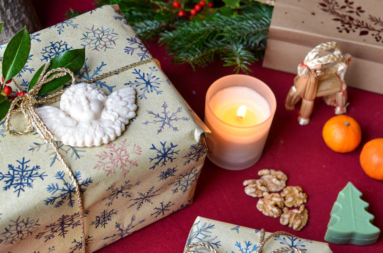 Weihnachtsgeschenke Nachhaltig – und Schön – Verpacken!