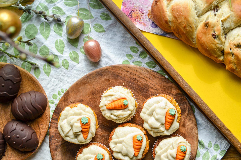 Meine Vegane und Klimaneutrale Osterbäckerei – mit Naturata