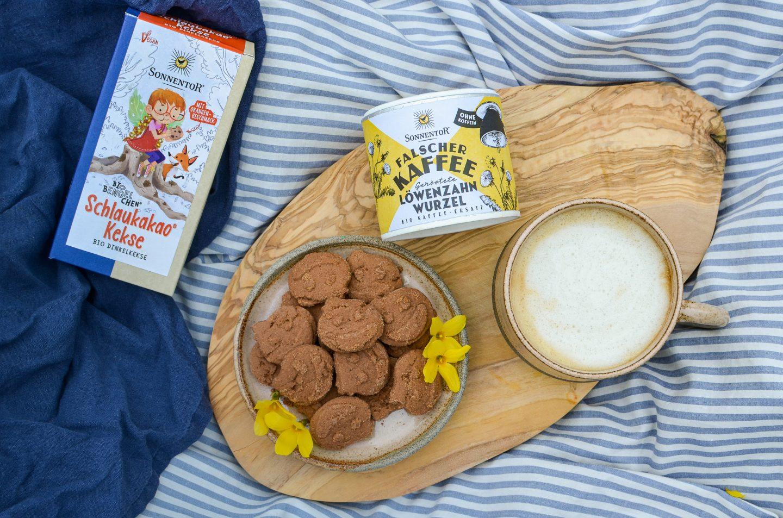 Koffeinfreie Kaffee-Alternative: Löwenzahnkaffee von Sonnentor!