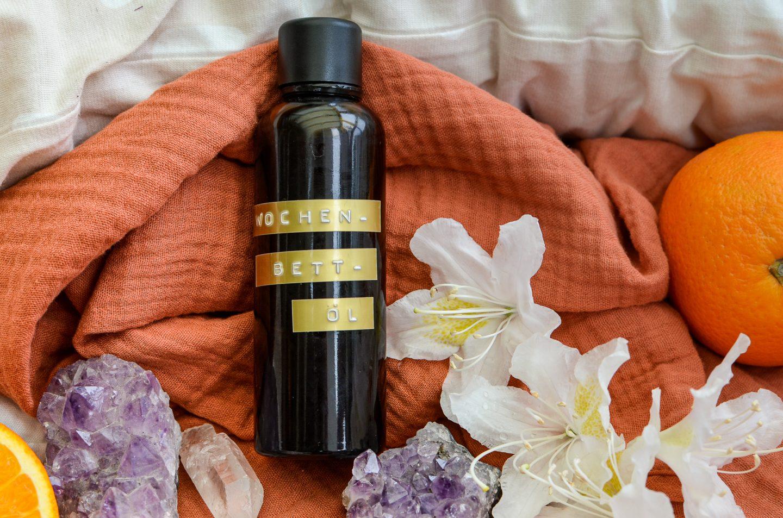 Entspannt durch Schwangerschaft und Wochenbett – mit Aromatherapie von Farfalla