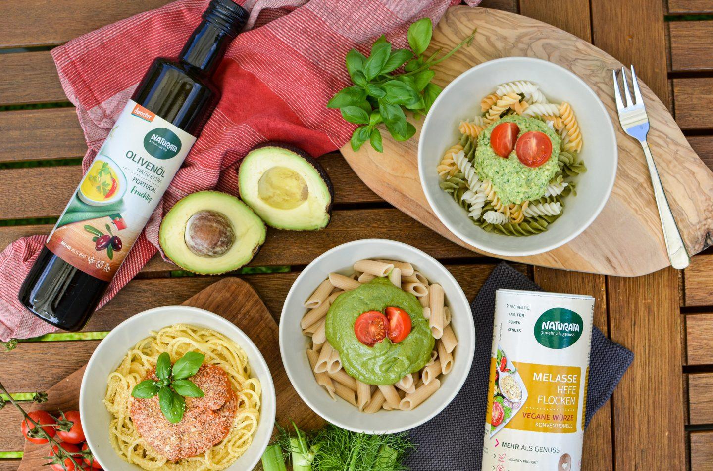 Pasta-Party: Drei einfache, leckere Nudel-Rezepte für Kinder (Mit Naturata)