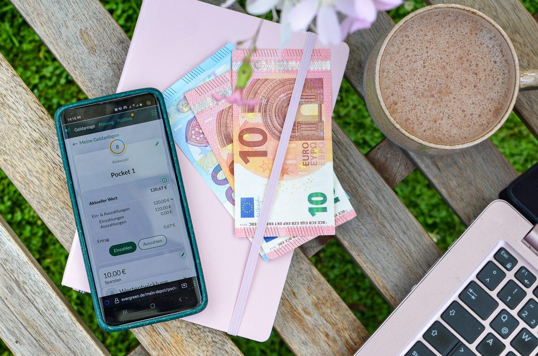 Geld Nachhaltig Anlegen und Investieren – mit EVERGREEN